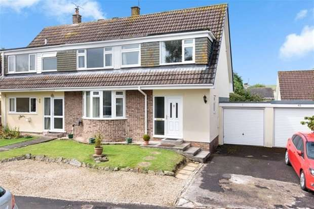 4 Bedrooms Semi Detached House for sale in Langholm Avenue, Warminster