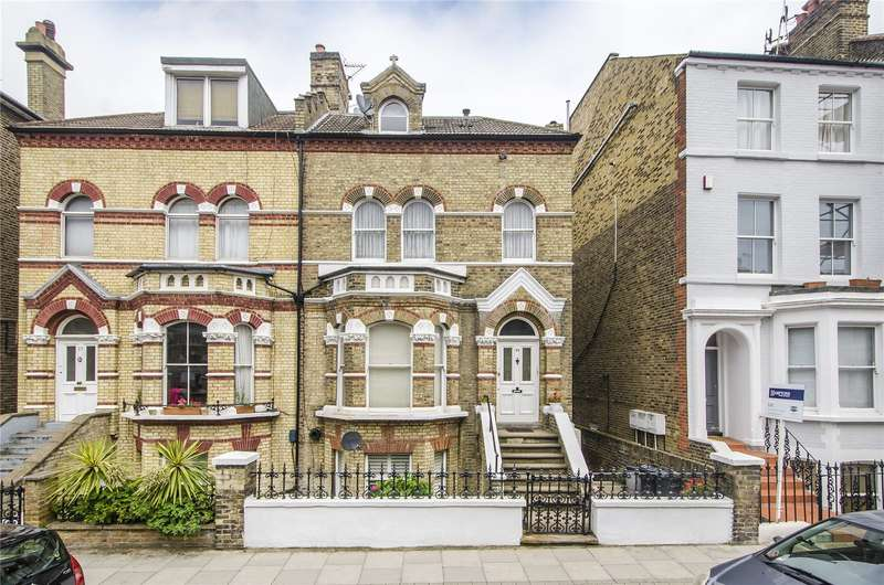 1 Bedroom Flat for sale in Disraeli Road, London, SW15