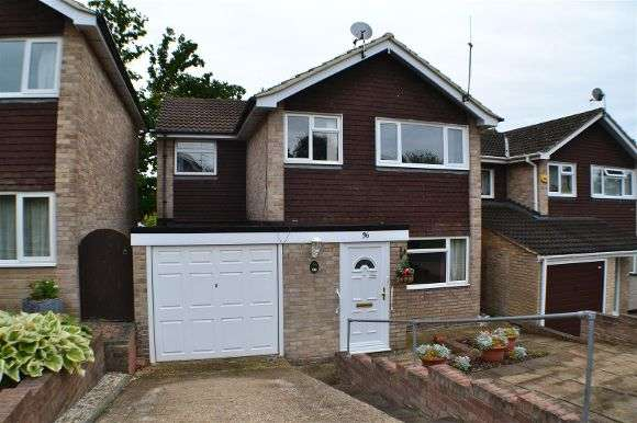 4 Bedrooms Detached House for sale in Ambrose Road, Tadley