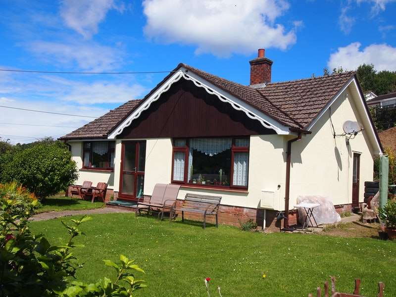 3 Bedrooms Bungalow for sale in West Challacombe Lane, Combe Martin,, Devon, EX34