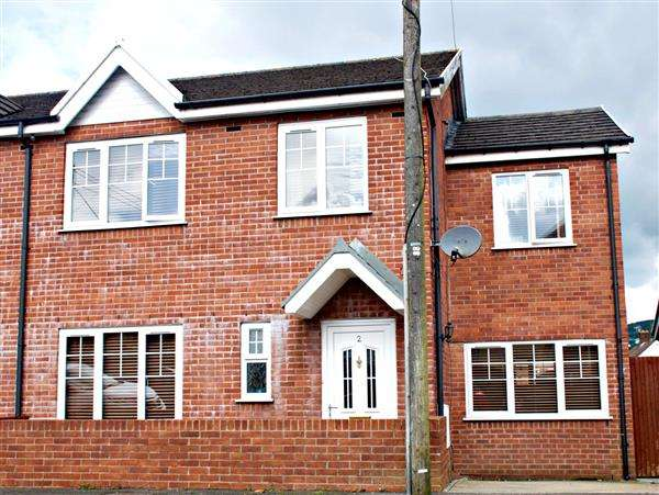 4 Bedrooms Semi Detached House for sale in Cwrt Y Ffoundri, Treforest