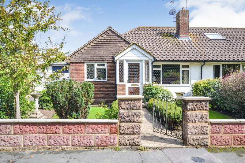 2 Bedrooms Bungalow for sale in Brookside Avenue, Polegate, BN26