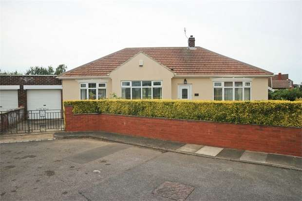 3 Bedrooms Detached Bungalow for sale in Stockton Road, Hartlepool, Durham