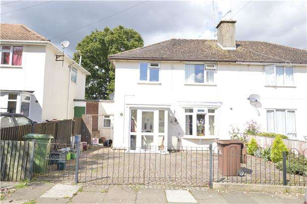 3 Bedrooms Semi Detached House for sale in Surrey Avenue, CHELTENHAM, Gloucestershire, GL51 8DF