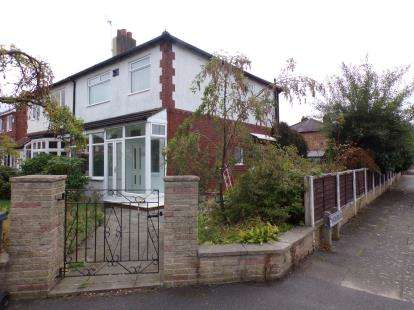 3 Bedrooms Semi Detached House for sale in Kings Road, Chorlton Cum Hardy, Manchester, Greater Manchester