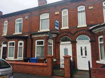 2 Bedrooms Terraced House for sale in Aberdeen Crescent, Edgeley, Stockport, Greater Manchester
