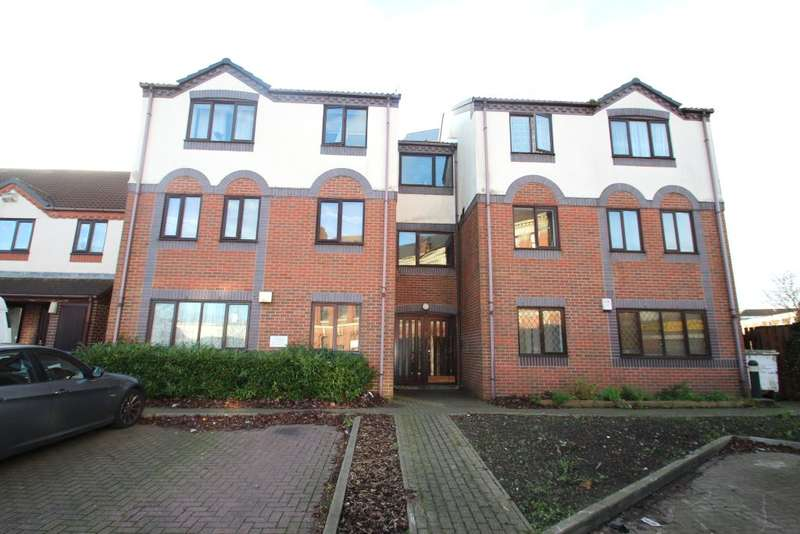 2 Bedrooms Flat for sale in Knoll Croft, Great Tindal Street, Ladywood