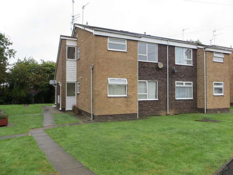 2 Bedrooms Apartment Flat for sale in Gullane Drive, Hull, HU6 7XQ