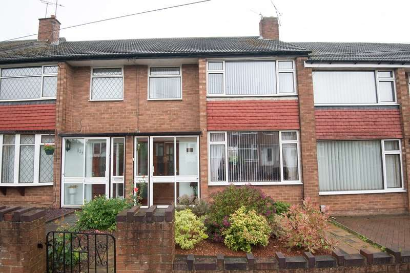 3 Bedrooms Terraced House for sale in Armscott Road, Coventry, West Midlands, CV2