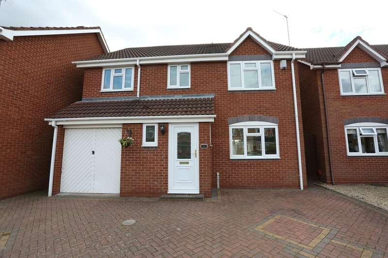 4 Bedrooms Detached House for sale in Steatite Way, Stourport on Severn, Worcestershire, DY13