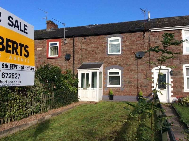 2 Bedrooms Terraced House for sale in Wesley Street, Cwmbran, NP44
