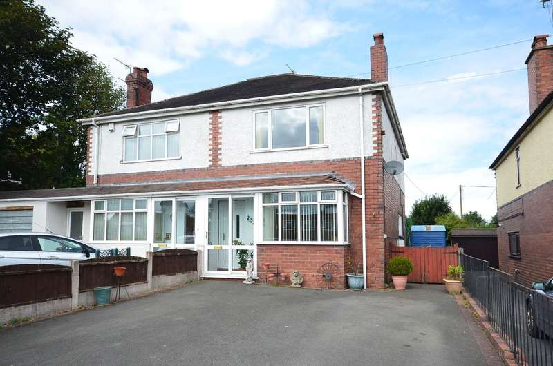 2 Bedrooms Semi Detached House for sale in Grindley Lane, Meir Heath, ST3 7LN