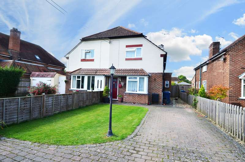 2 Bedrooms Semi Detached House for sale in Whitepit Lane, Flackwell Heath, HP10