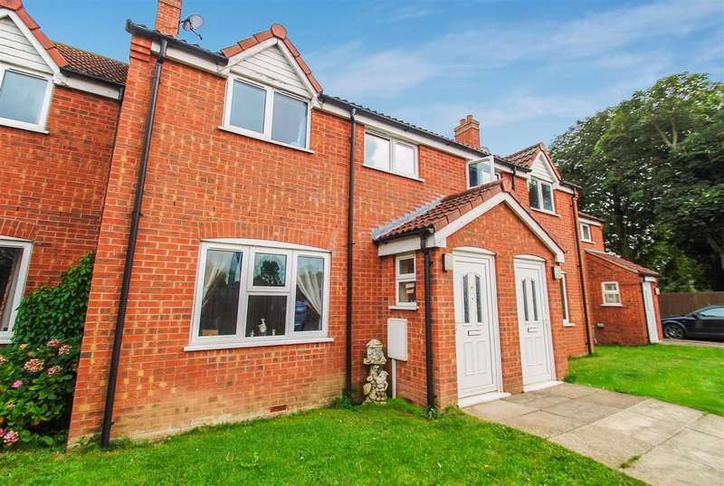 3 Bedrooms Terraced House for sale in Perrins Mews,, South End, Hogsthorpe, Skegness