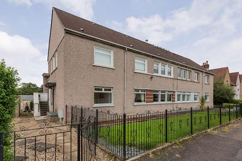 3 Bedrooms Ground Flat for sale in Mossgiel Avenue, Rutherglen, Glasgow, G73 4LL