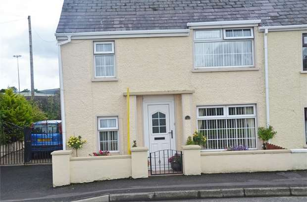 3 Bedrooms Semi Detached House for sale in Roe Mill Road, Limavady, County Londonderry