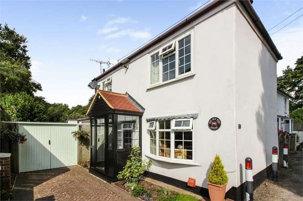 2 Bedrooms Cottage House for sale in High Street, Findon, Worthing, West Sussex