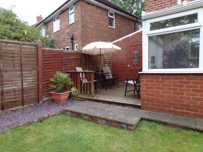 2 Bedrooms End Of Terrace House for sale in Orpwood Road, Kitts Green, Birmingham