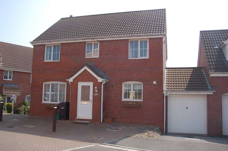 4 Bedrooms Detached House for sale in Baileys Gate, Cotford St Luke