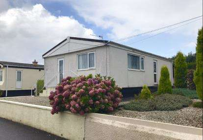Bungalow for sale in Buckler Village, St. Austell, Cornwall