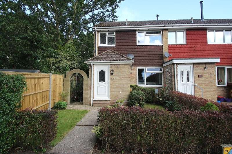 3 Bedrooms End Of Terrace House for sale in Kingston Gardens, Fareham