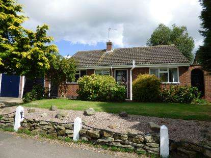 2 Bedrooms Bungalow for sale in Kings Mills Lane, Weston-On-Trent, Derby, Derbyshire