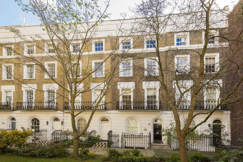 2 Bedrooms Apartment Flat for sale in St Petersburgh Place, London