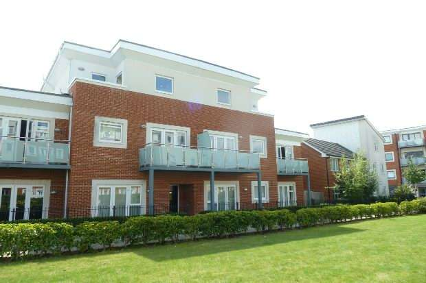 2 Bedrooms Flat for sale in Aran Walk Reading