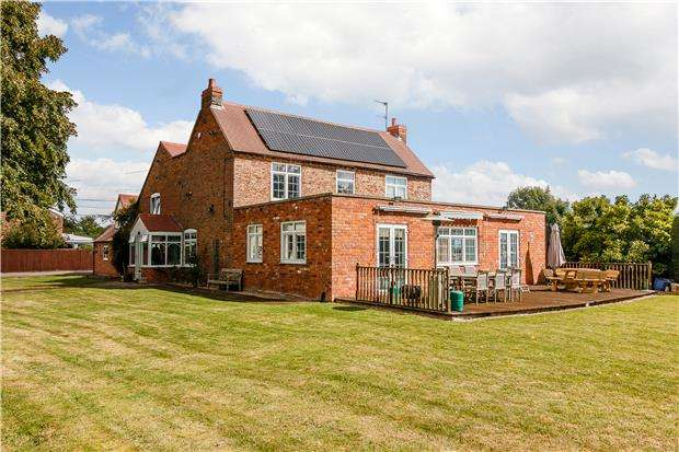 5 Bedrooms Detached House for sale in Elm house, Cold Elms, Norton, Gloucestershire, GL2 9LJ