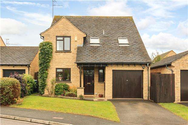 4 Bedrooms Detached House for sale in 7 Woodmancote Vale, Woodmancote, Cheltenham, Gloucestershire, GL52 9RJ