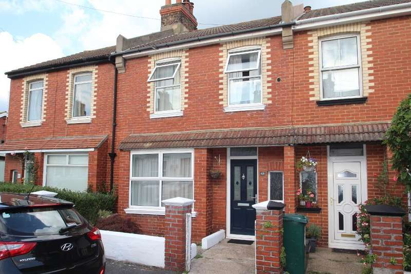 2 Bedrooms Terraced House for sale in Abinger Road, Portslade, East Sussex, BN41 1SB
