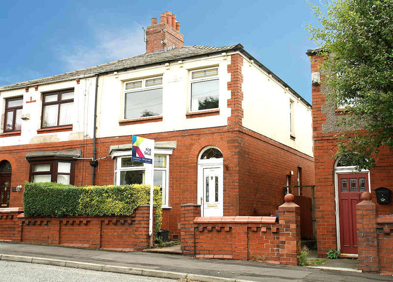 3 Bedrooms Semi Detached House for sale in Victoria Street, Chadderton, Oldham