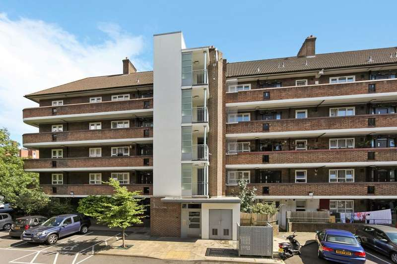 3 Bedrooms Flat for sale in Dorset Road, London SW8