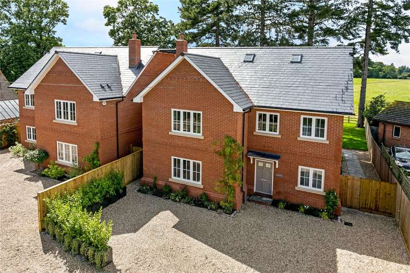 5 Bedrooms Detached House for sale in Peppard Lane, Henley On Thames, Oxon, RG9
