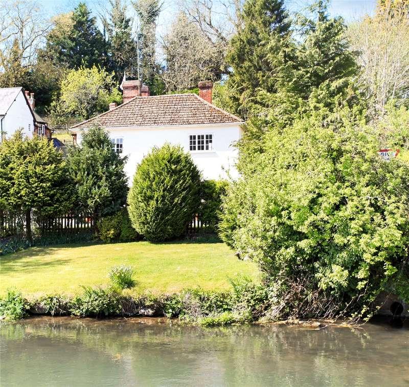 4 Bedrooms Detached House for sale in Upper Woodford, Salisbury, Wiltshire, SP4