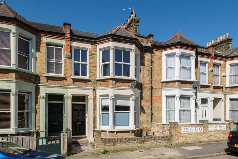 2 Bedrooms Apartment Flat for sale in Aspinall Road, Brockley