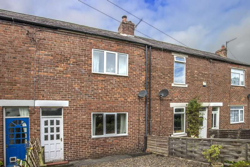 2 Bedrooms House for sale in Crawford Terrace, Morpeth