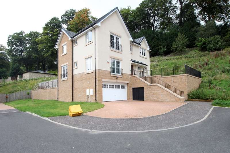 4 Bedrooms Detached Villa House for sale in Inchgarvie Avenue, Burntisland, KY3 0BU
