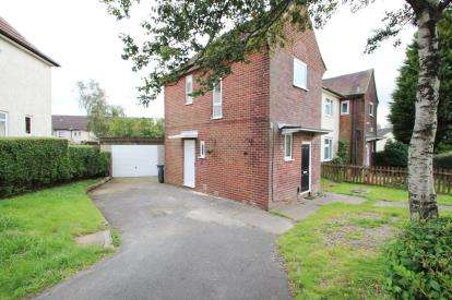 2 Bedrooms Semi Detached House for sale in Manxman Road, Infirmary, Blackburn, Lancashire, BB2