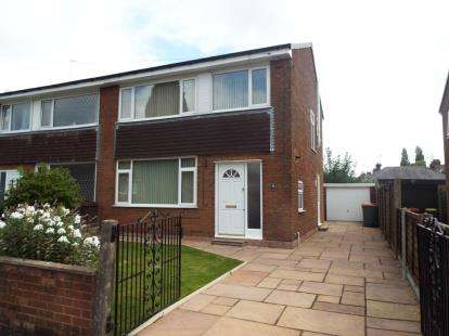 3 Bedrooms Semi Detached House for sale in Linksfield, Fulwood, Preston, Lancashire, PR2
