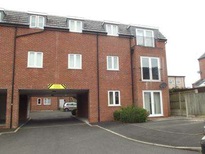 2 Bedrooms Flat for sale in Heathlea Gardens, Hindley Green, Wigan, Gtr Manchester, WN2