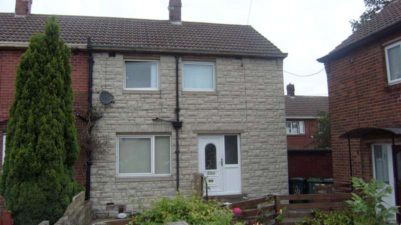 2 Bedrooms End Of Terrace House for sale in Woodfield Avenue, Batley