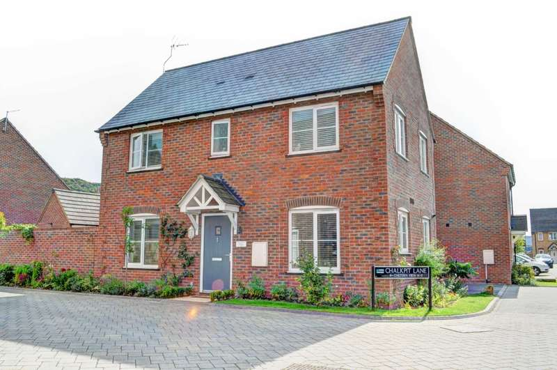 3 Bedrooms Detached House for sale in Chalkpit Lane, Chinnor