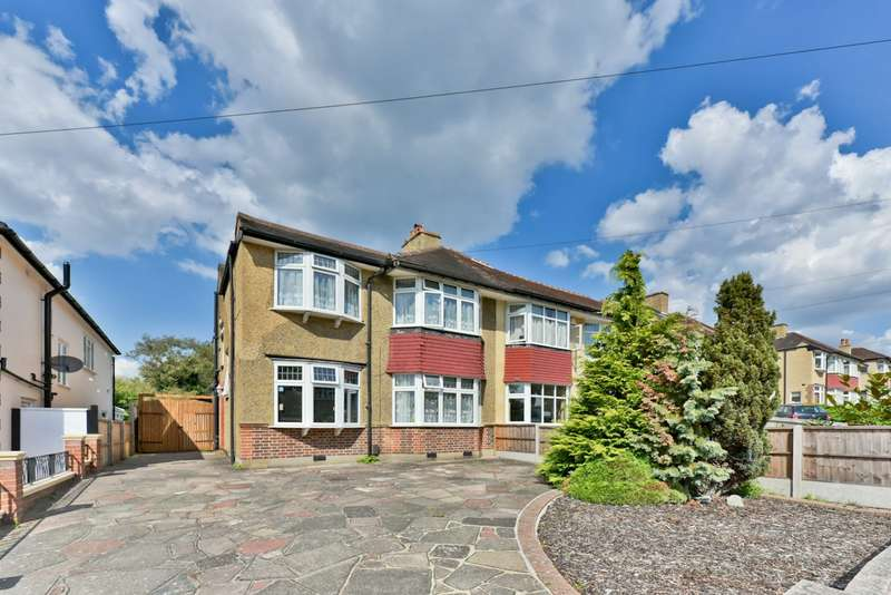 3 Bedrooms Semi Detached House for sale in Bushey Way, Park Langley, Beckenham, BR3