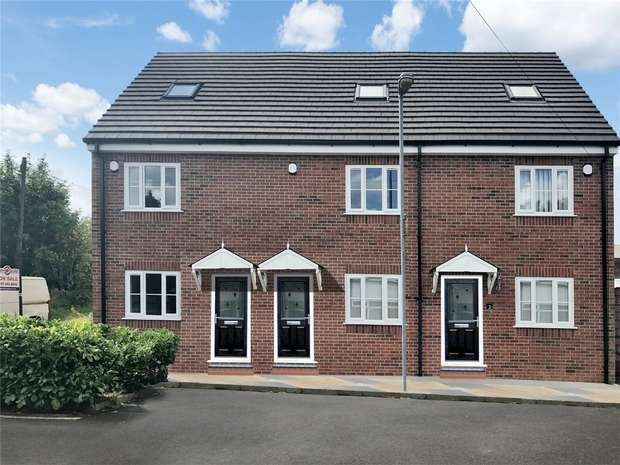 3 Bedrooms End Of Terrace House for sale in East Street, Audenshaw, Manchester