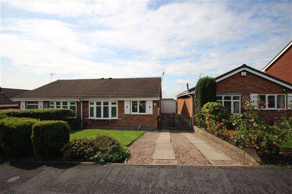 2 Bedrooms Bungalow for sale in Linnburn Road, Meir Hay, Stoke-on-Trent