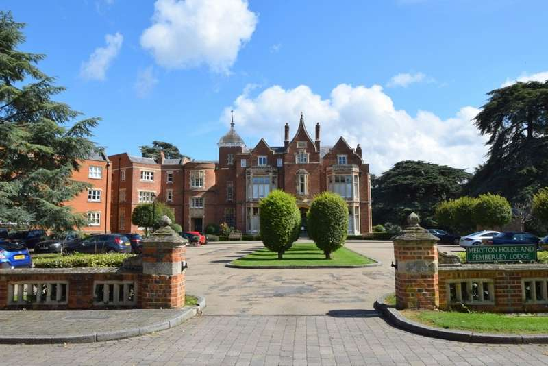 3 Bedrooms Flat for sale in Meryton House, Longbourn, Windsor, SL4
