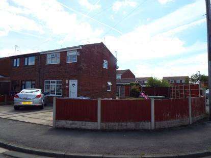 3 Bedrooms Semi Detached House for sale in Aldwych Drive, Lostock Hall, Preston, Lancashire