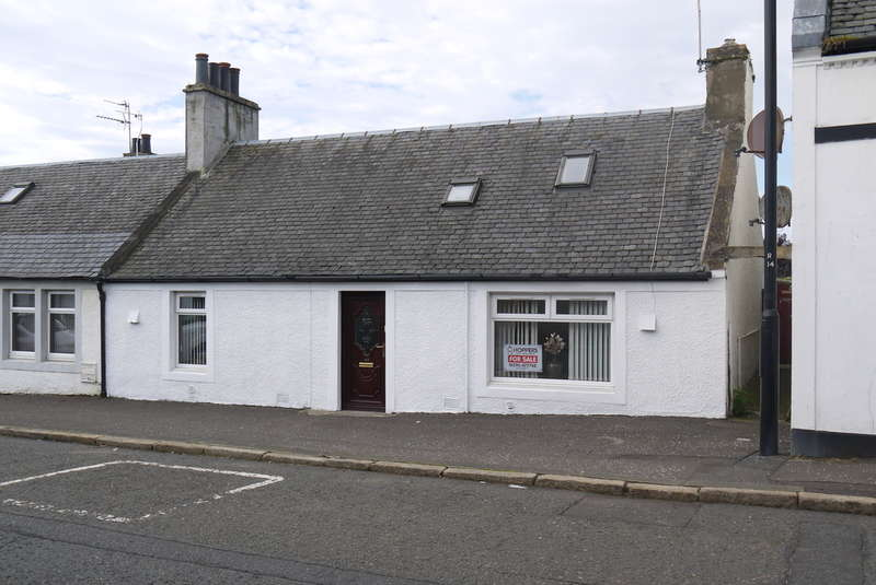 3 Bedrooms Cottage House for sale in Main Street, MONKTON, Prestwick, KA9