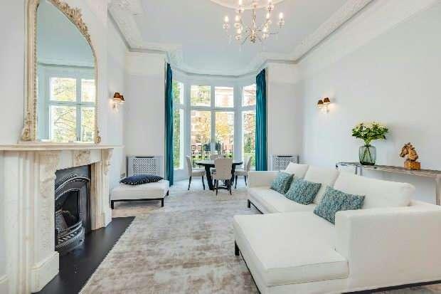2 Bedrooms Flat for sale in Belsize Park Gardens, Belsize Park, NW3